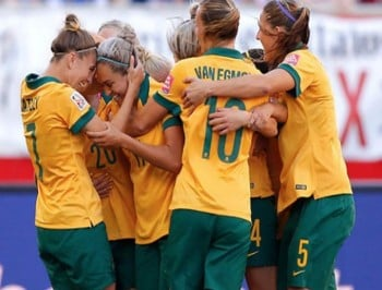 The Matildas finally given the chance to become professional athletes.