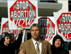 Anti-abortion activist Troy Newman has been blocked from entering Australia.