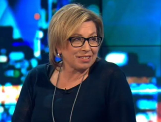 Rosie Batty The Project