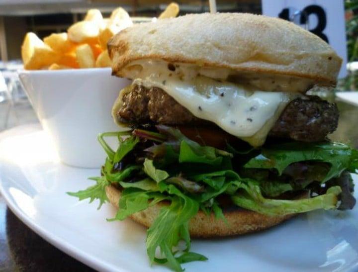 the burger bistro 720