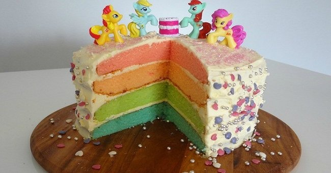 I bought my daughters birthday cake from Woolworths