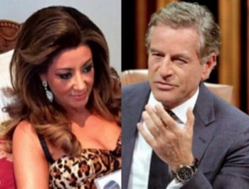 Gina Liano has thrown some serious shade at Celebrity Apprentice host Mark Bouris.