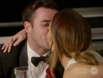 Should Davey have stolen that kiss from Sam last night?