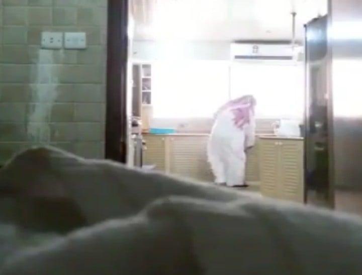 Saudi husband 2