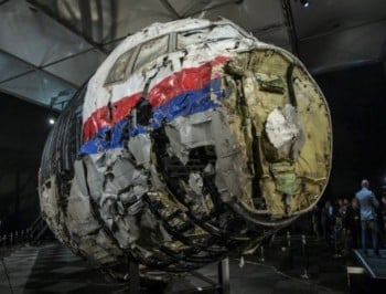 MH17 reconstruction. FI
