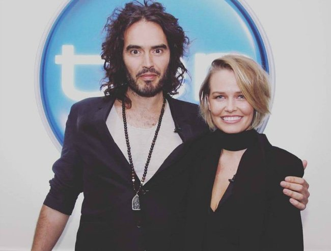 Russell Brand the project