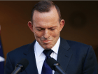 Four things we didn't see when Tony Abbott got dumped.