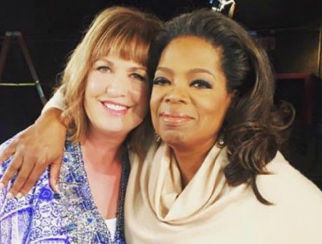 oprah and tracy