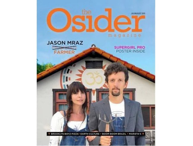 Jason Mraz Married In Virginia Church