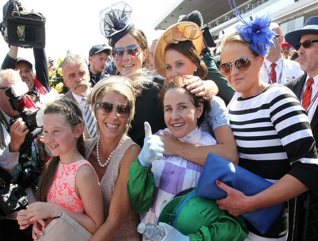 Michelle Payne News fi
