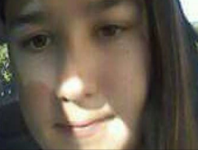 missing TEEN QLD