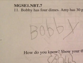 Funny maths answer 720x547