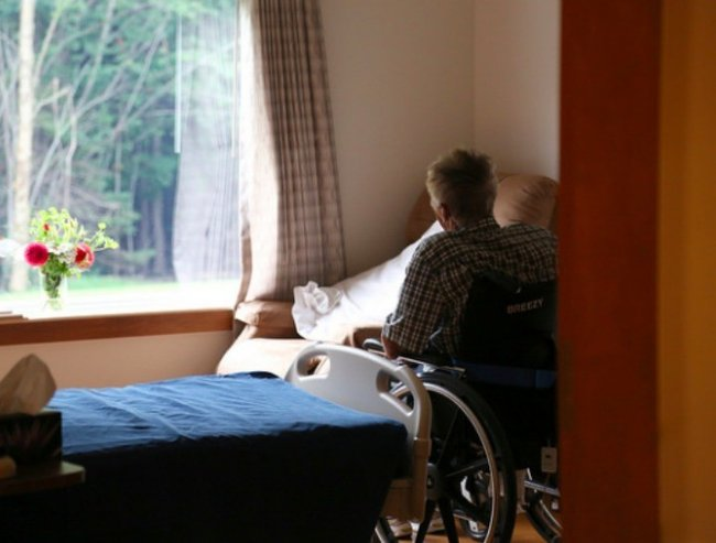 """It was hard to avoid the conclusion that using the disabled and the elderly as the spearhead of a campaign against assisted dying is politics at its most brutal."" (Image via iStock)"