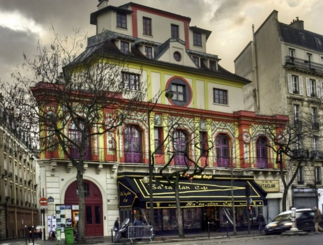 what happened inside the bataclan theatre