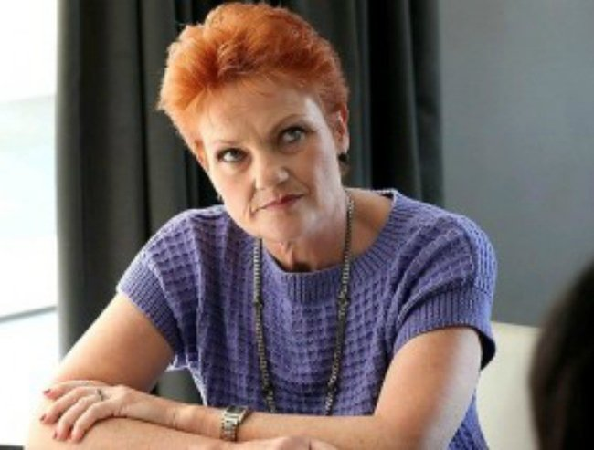 PaulineHanson in text 1