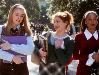 clueless high school