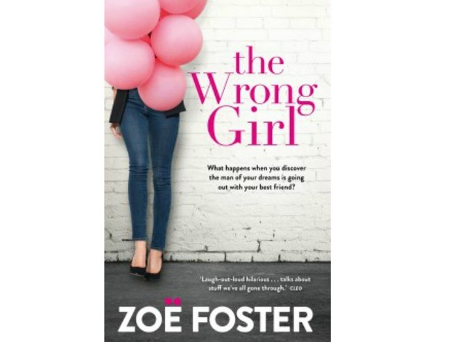 The Wrong Girl Zoe Foster