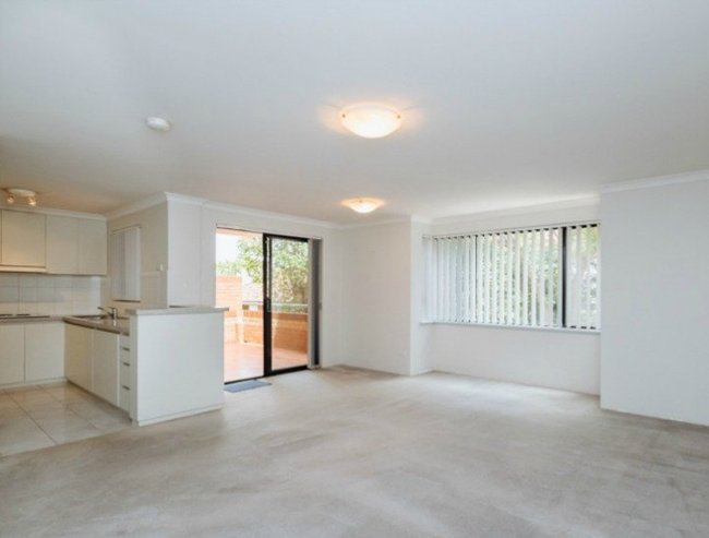 East Perth rental