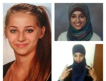 teenage girls join ISIS feat