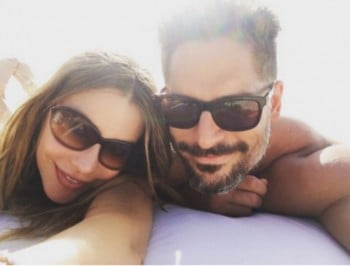 Sofia Vergara Joe honeymoon feat