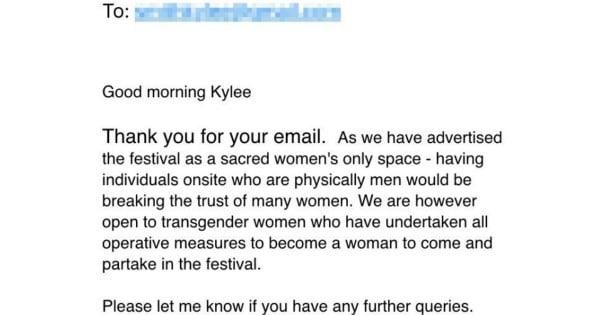 Kylee email