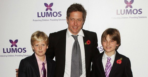 Hugh Grant has fourth ...