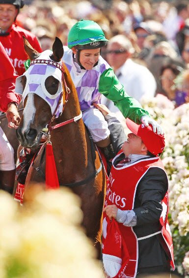 Michelle Payne Getty