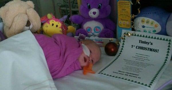 Babies rare virus