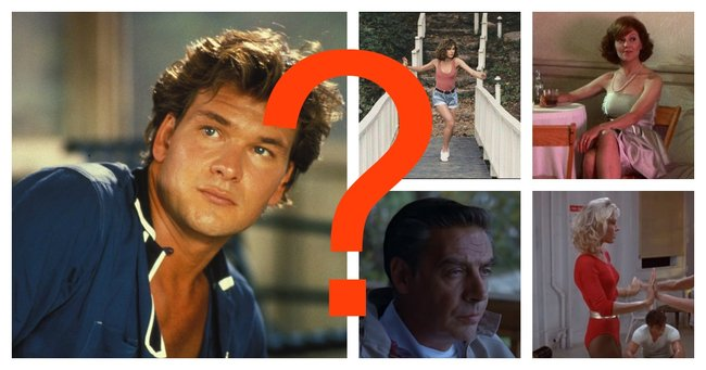 Dirty Dancing and Ghost star Patrick Swayze dies after ... |Dirty Dancing Cast Member Dies