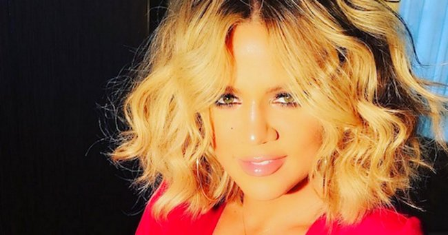 Khloe Kardashian Opens Up About Why She Chopped Her Hair
