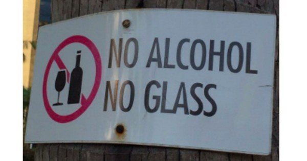 no alcohol no glass image supplied 1 use