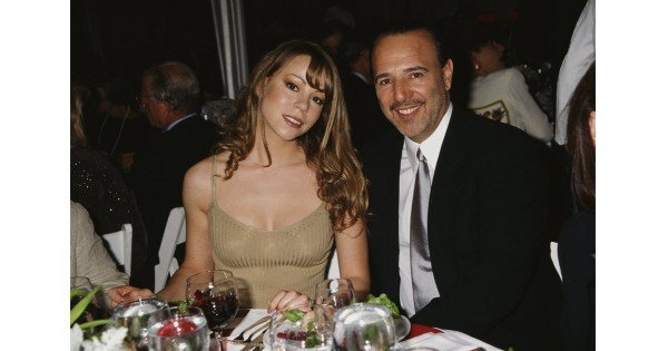 mariah tommy mottola getty