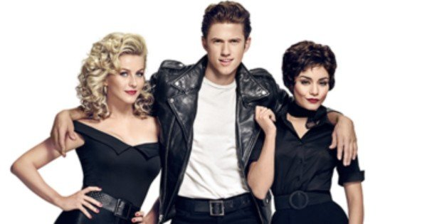 Grease Live via Twitter GreaseGo