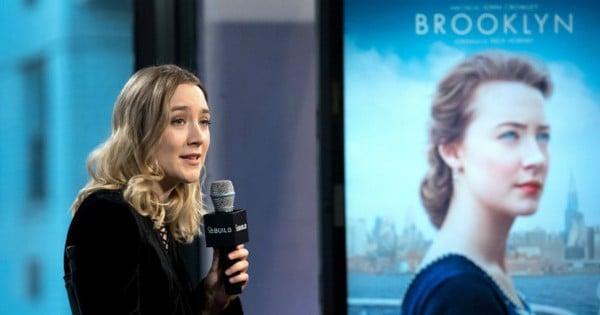 Saoirse Ronan via Getty
