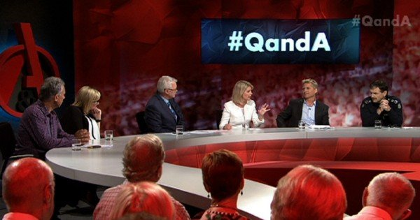 QandA Domestic violence panel.