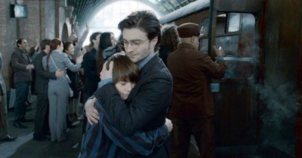 harry potter and albus potter feat