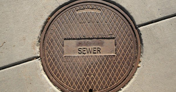 manhole cover for sewer