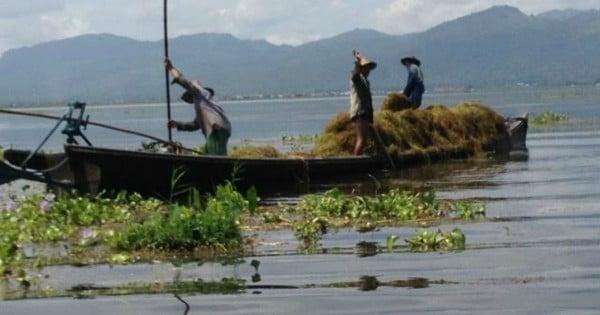 Fisherman on Lake Inle. (Image: Supplied)