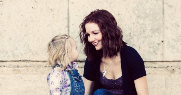 mother and daughter via istock