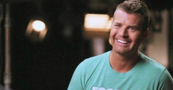 Pete Evans screenshot via Sunday Night