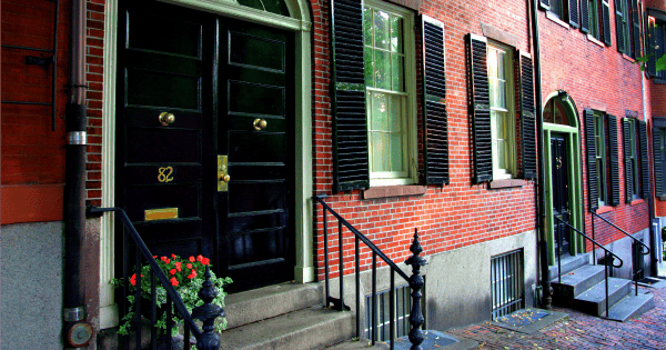 Typical Boston home