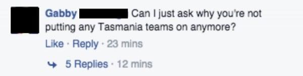 tasmania mkr2