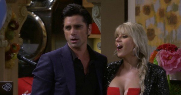Uncle Jesse and Stephanie Tanner 12006302