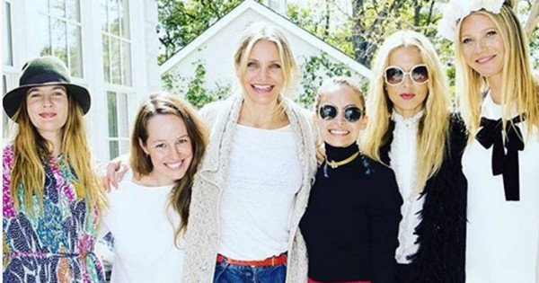 gwyneth and friends