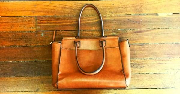 handbag tax deductible