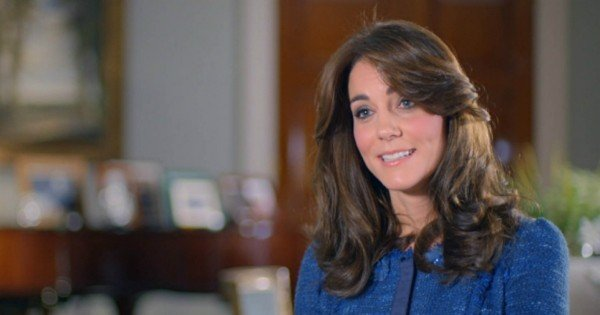 kate middleton's first christmas gift