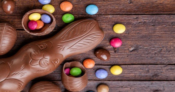 Easter chcolate 1