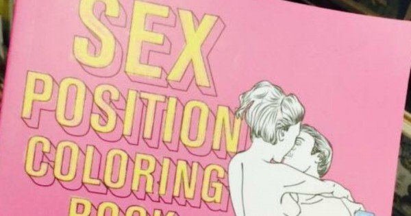 check out the sex position colouring in book - Colouring In Book