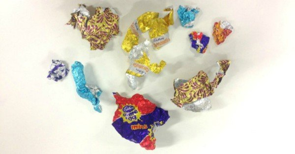 is it better to eat all your easter eggs in one day