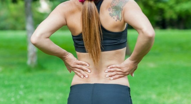 The little-known disease that could be causing your constant, chronic back pain.